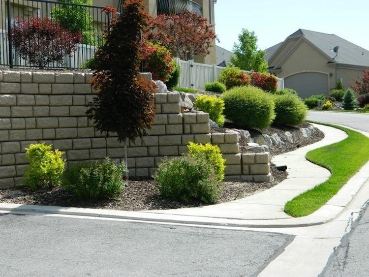 residential landscape maintenance utah
