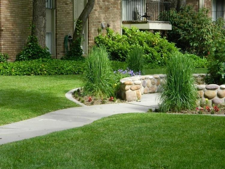 commercial landscape services utah business landscaping